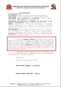 10_05_2015_Tribunal de Contas do Estado aponta irregularidades no Governo Mamoru Nakashima