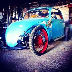 RAT ROD - carros antigos 2